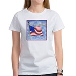 God Bless America 2 Women's T-Shirt