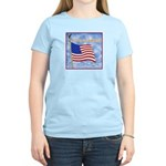 God Bless America 2 Women's Light T-Shirt