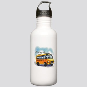 Riding the Struggle Bus Water Bottle