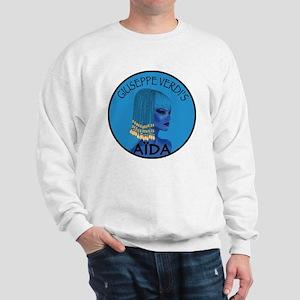 Blue Aida Sweatshirt