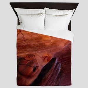 Ancient Herdsman Queen Duvet
