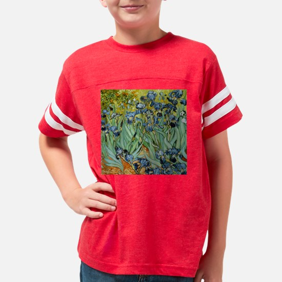 IrisesSC1 Youth Football Shirt