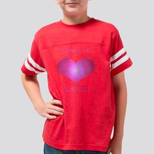 awayslove Youth Football Shirt