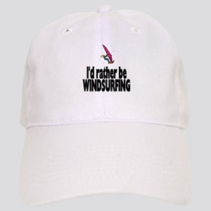 I'd rather be Windsurfing! Cap