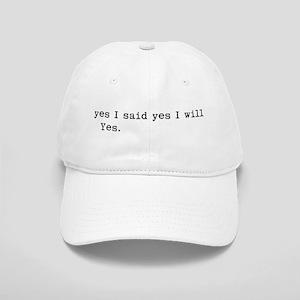 yes I will Cap