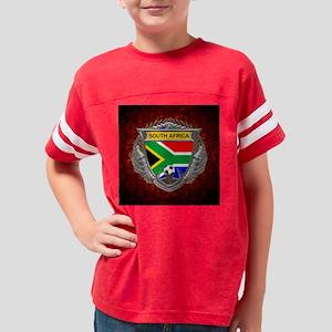 South Africa Soccer Keepsake  Youth Football Shirt