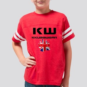 KW ENGLAND Youth Football Shirt