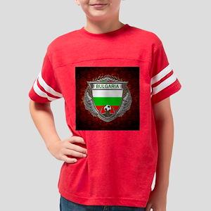 Bulgaria Soccer Keepsake Box Youth Football Shirt