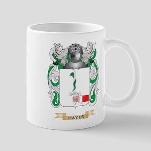 Hayes Coat of Arms (Family Crest) Mug