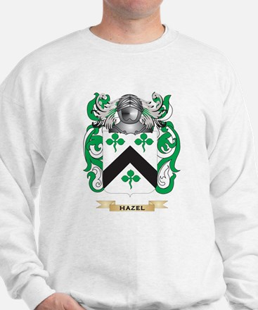 Hazel Coat of Arms (Family Crest) Sweater