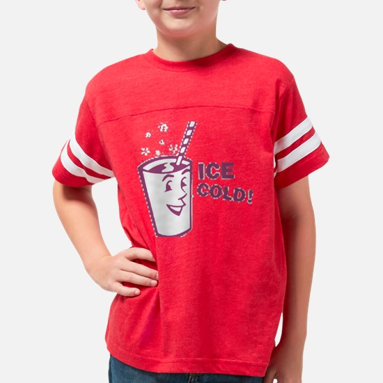 bigcuppink Youth Football Shirt