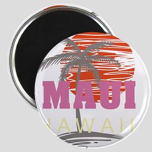 Maui Sunset Magnets