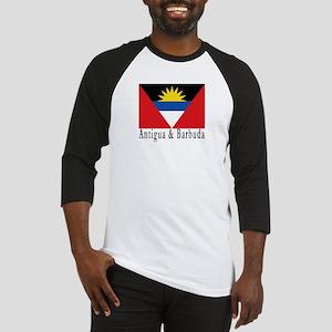 Antigua and Barbuda Baseball Jersey