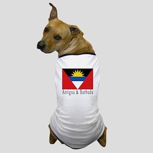 Antigua and Barbuda Dog T-Shirt