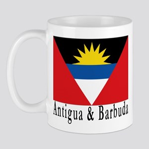 Antigua and Barbuda Mug