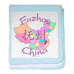 Fuzhou China baby blanket