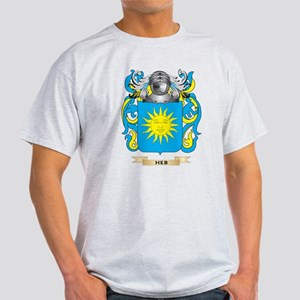 Heb Coat of Arms (Family Crest) T-Shirt