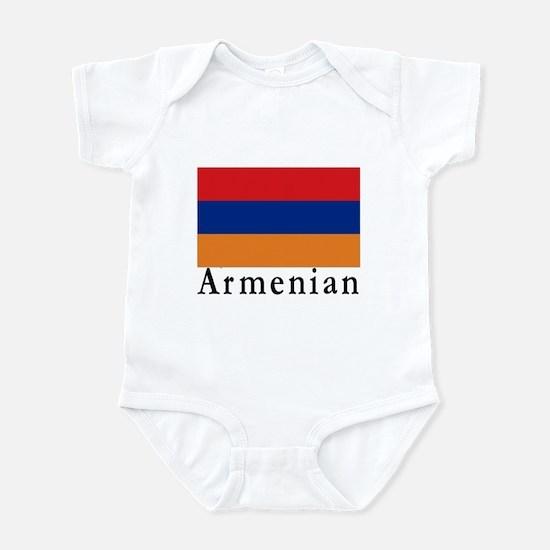 Armenia Infant Bodysuit