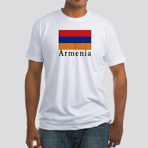 Armenia Fitted T-Shirt