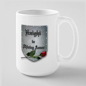 Knight in Shining Armor Rose Mug