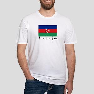 Azerbaijan Fitted T-Shirt
