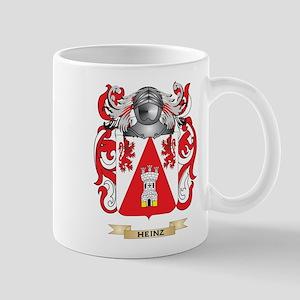 Heinz Coat of Arms (Family Crest) Mug