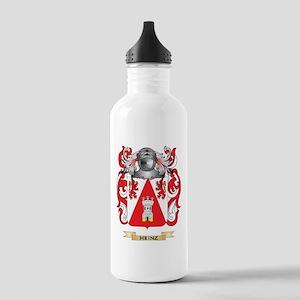 Heinz Coat of Arms (Family Crest) Water Bottle