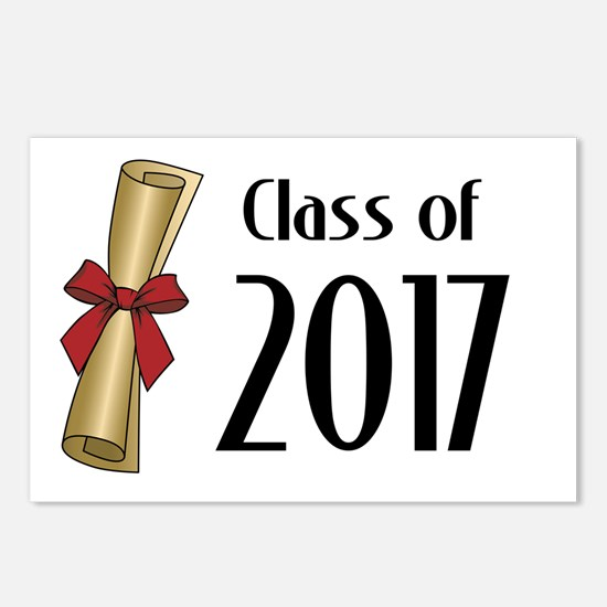 Class of 2017 Diploma Postcards (Package of 8)