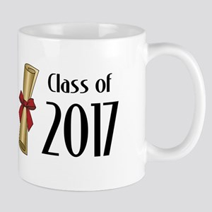 Class of 2017 Diploma Mug