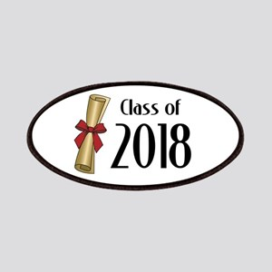 Class of 2018 Diploma Patches
