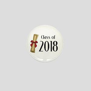 Class of 2018 Diploma Mini Button