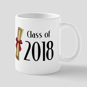 Class of 2018 Diploma Mug