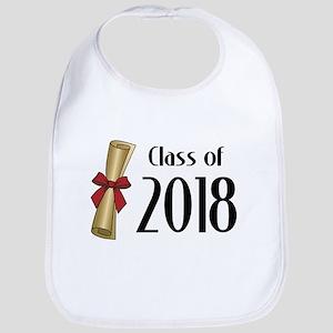 Class of 2018 Diploma Bib