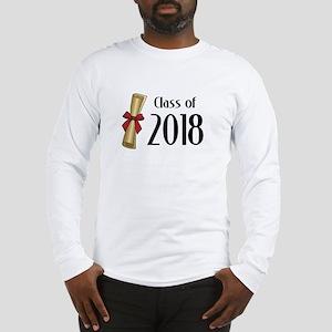 Class of 2018 Diploma Long Sleeve T-Shirt