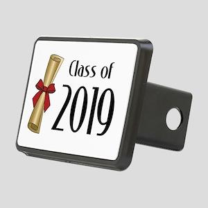 Class of 2019 Diploma Rectangular Hitch Cover