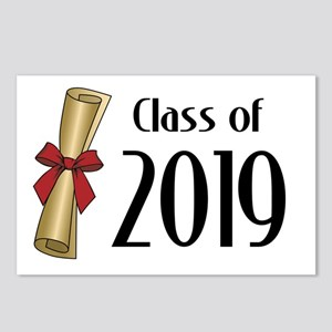 Class of 2019 Diploma Postcards (Package of 8)