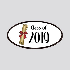 Class of 2019 Diploma Patches