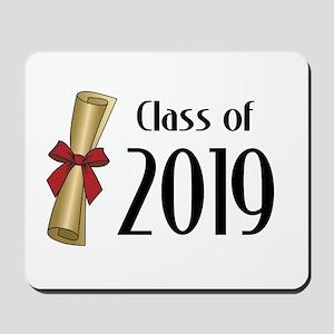 Class of 2019 Diploma Mousepad