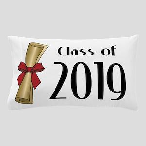 Class of 2019 Diploma Pillow Case