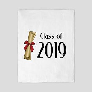 Class of 2019 Diploma Twin Duvet