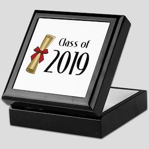 Class of 2019 Diploma Keepsake Box