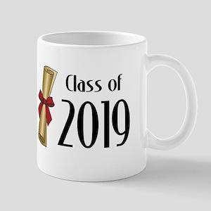 Class of 2019 Diploma Mug