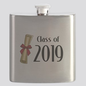 Class of 2019 Diploma Flask