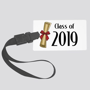 Class of 2019 Diploma Large Luggage Tag