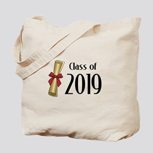 Class of 2019 Diploma Tote Bag