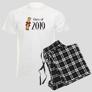 Class of 2019 Diploma Men's Light Pajamas