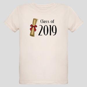 Class of 2019 Diploma Organic Kids T-Shirt