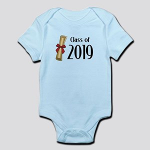 Class of 2019 Diploma Infant Bodysuit