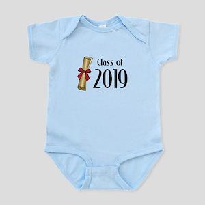 Class of 2019 Diploma Infant Bodysuit