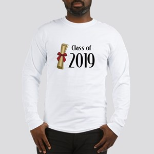 Class of 2019 Diploma Long Sleeve T-Shirt